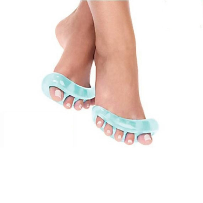 Aparat relaksujący palce stóp