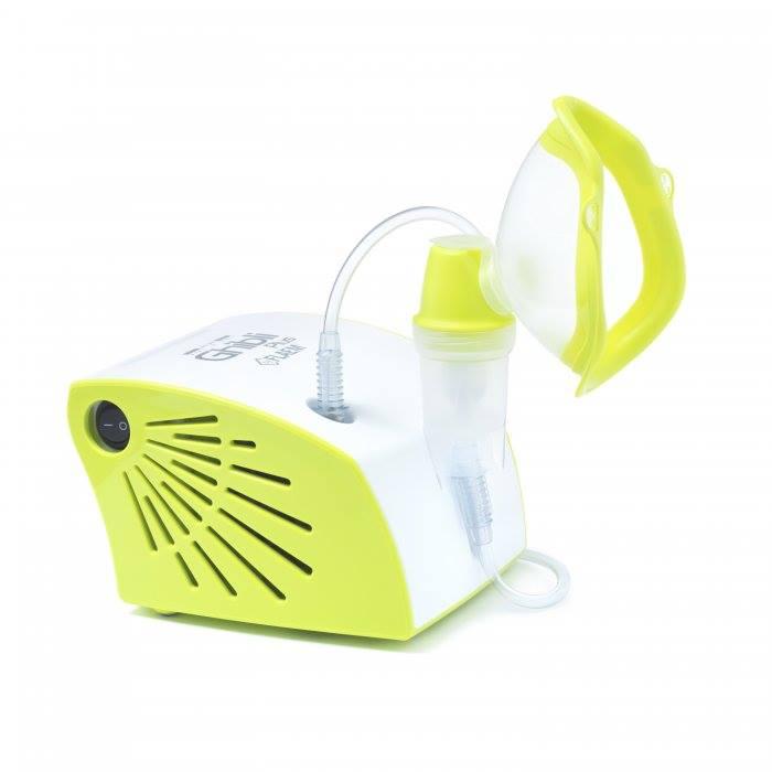 Inhalator pneumatyczno-tłokowy
