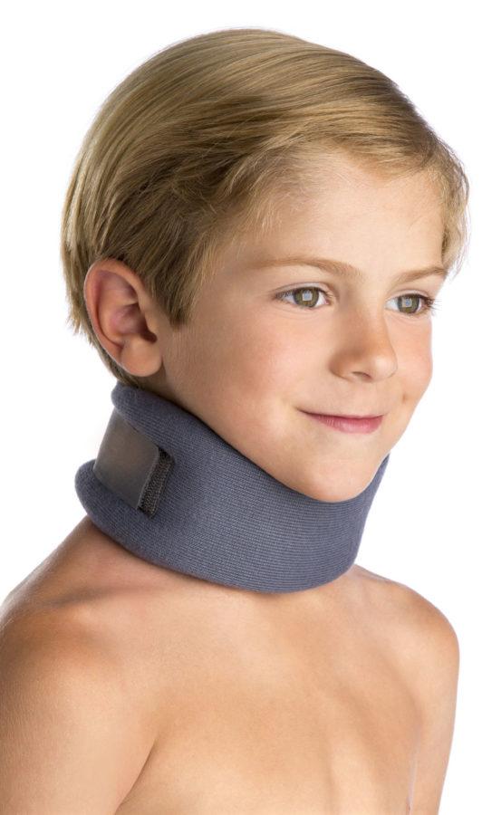 Kołnierz ortopedyczny dziecięcy