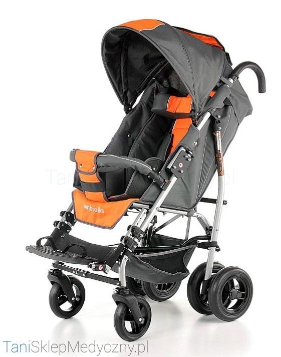 Wózek inwalidzki dziecięcy UMBRELLA