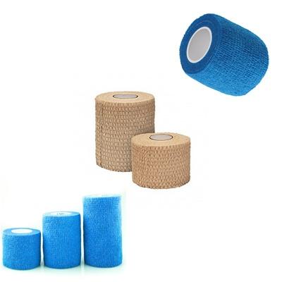 Bandaż elastyczny samoprzylegający