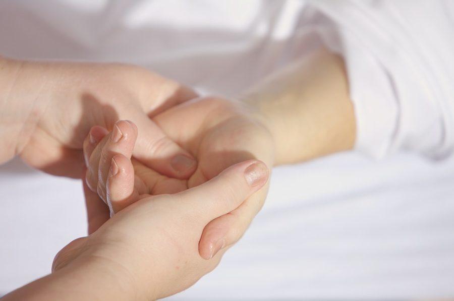 Akupresura: leczący dotyk