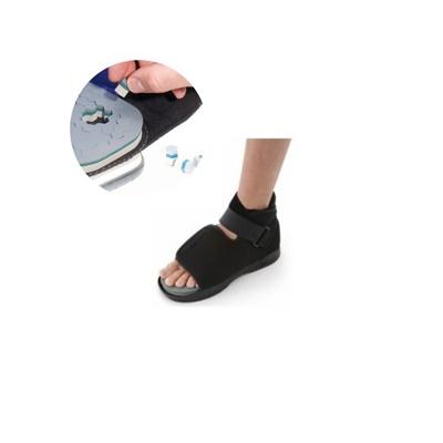 But z wkładką ortopedyczną typu puzzle dla diabetyków