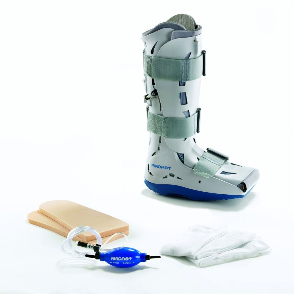 Orteza stopowo-goleniowa dla diabetyków
