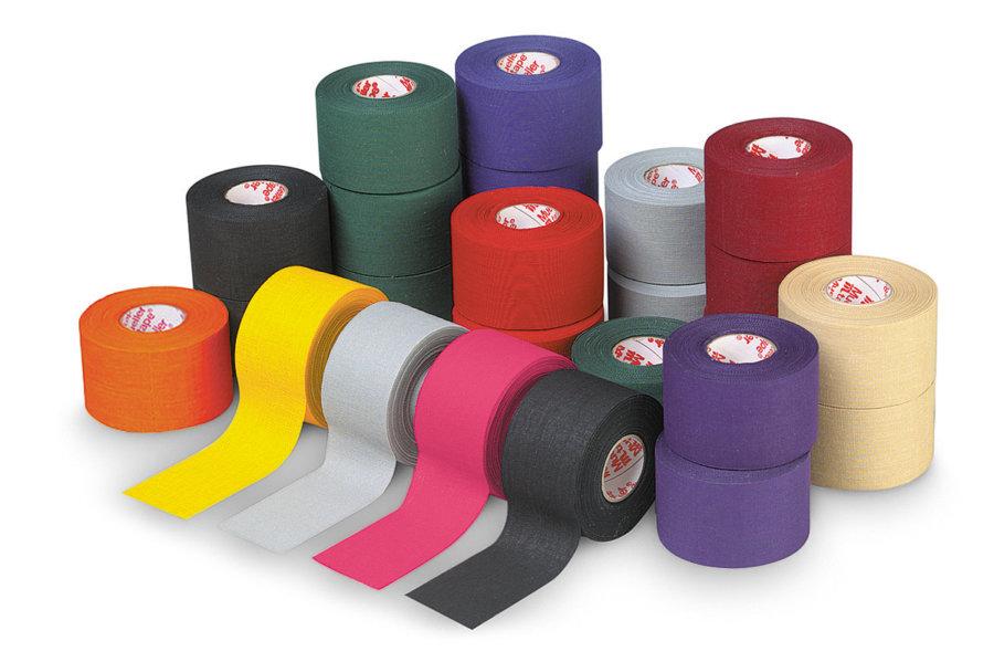 Kolorowy Tejp sztywny – plastry sportowe 3,8 cm x 13,7m