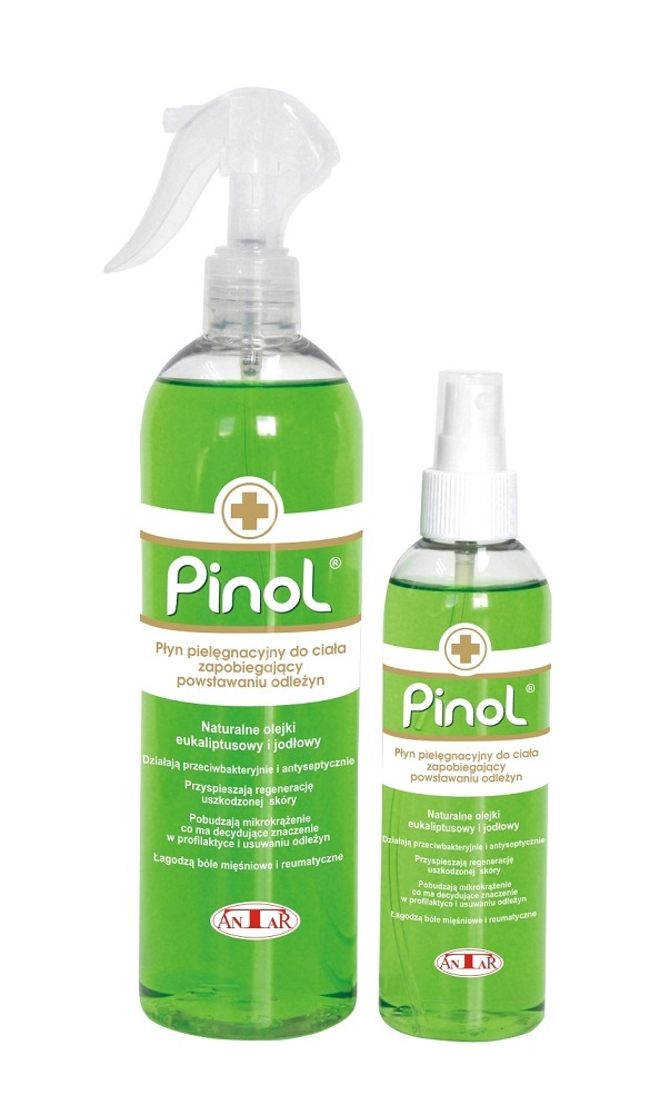 Płyn ochronny przeciw odleżynom Pinol