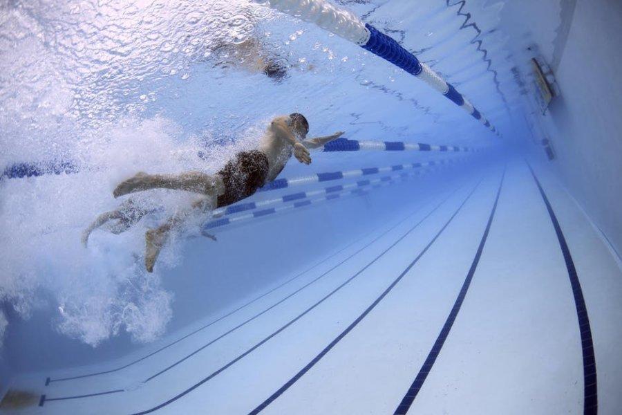 Kontuzje pływaków