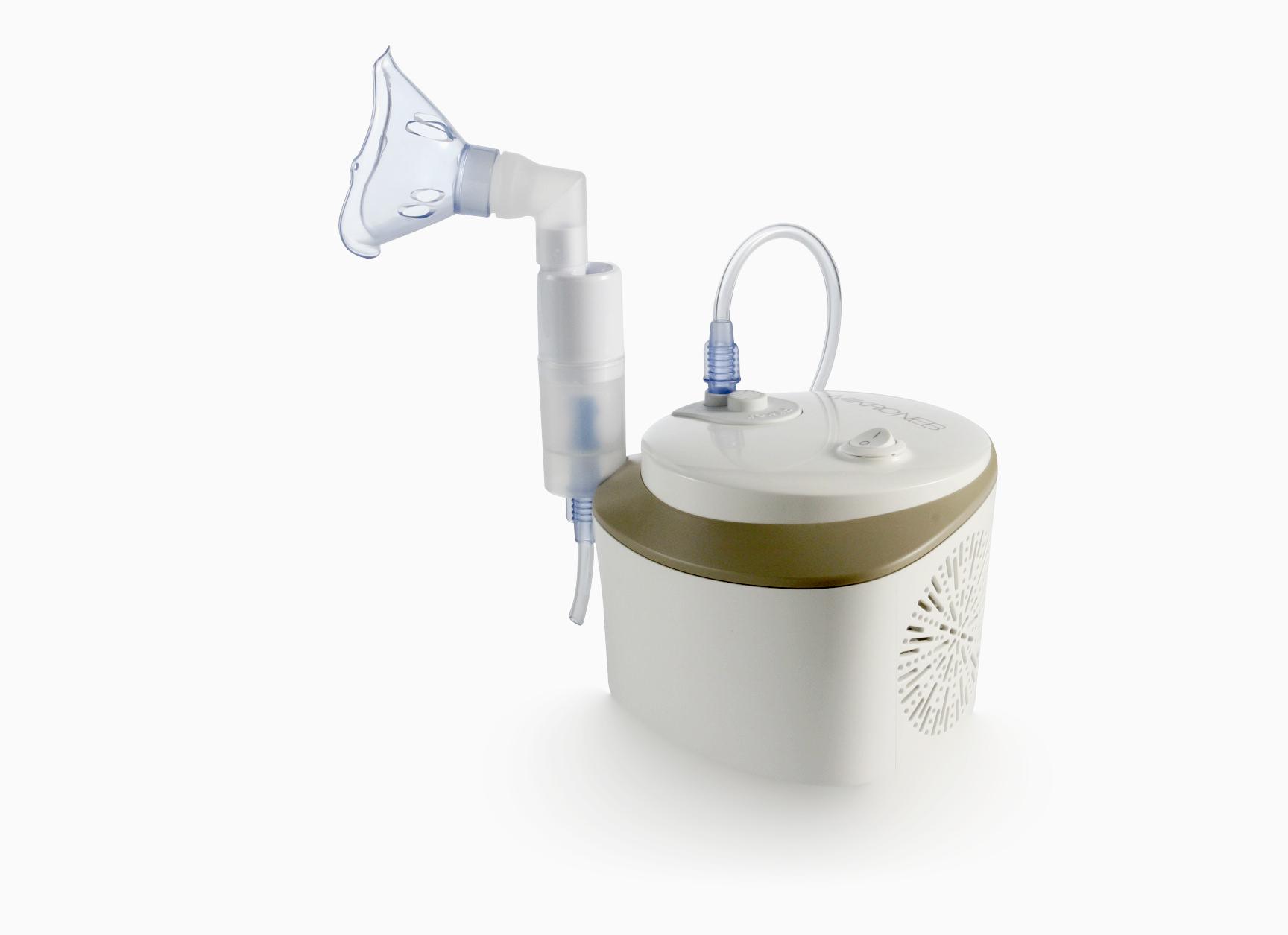 Inhalator sprężarkowy, tłokowy Mikroneb