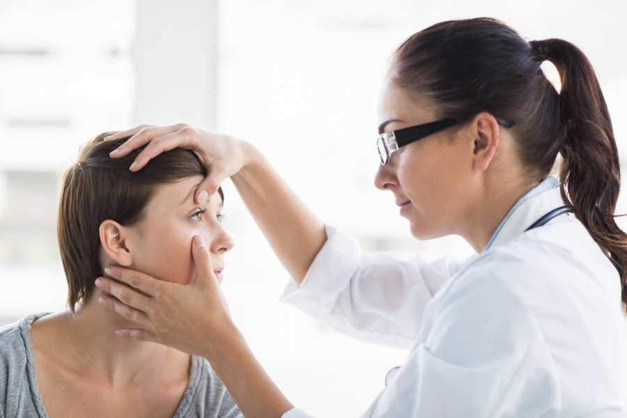 Choroby, które wyczytasz z oka