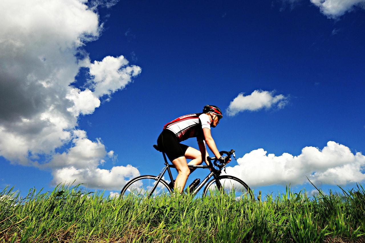 urazy u rowerzysty
