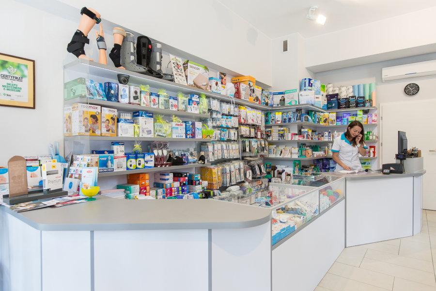 Sklep medyczny czy apteka? Czym się różnią?