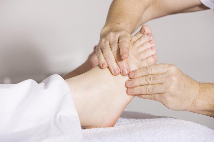Zdrowe stopy to zdrowy organizm