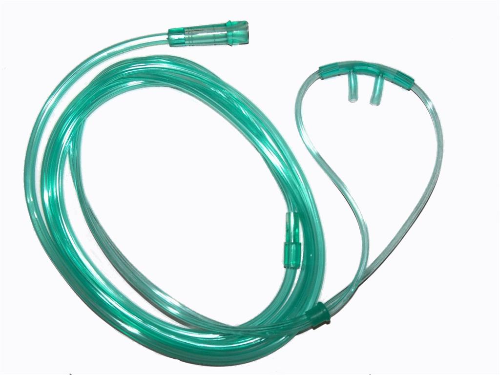 Cewnik do podawania tlenu przez nos