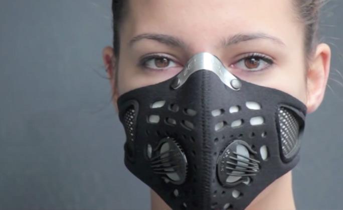 Maska antysmogowa SPORT