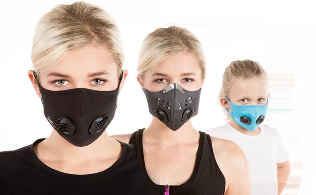 Maska antysmogowa dla dorosłych NORMAL