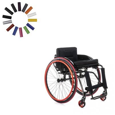 Wózek ze stopów lekkich aktywny ONE