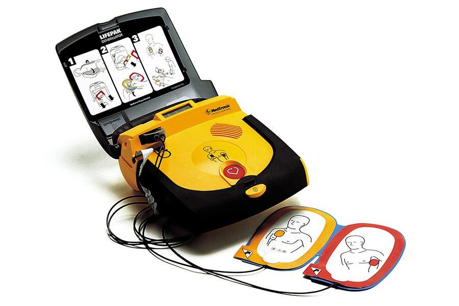 Defibrylator automatyczny Lifepak CR Plus