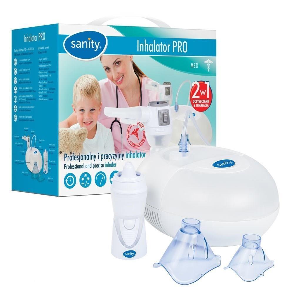 Inhalator tłokowy Pro