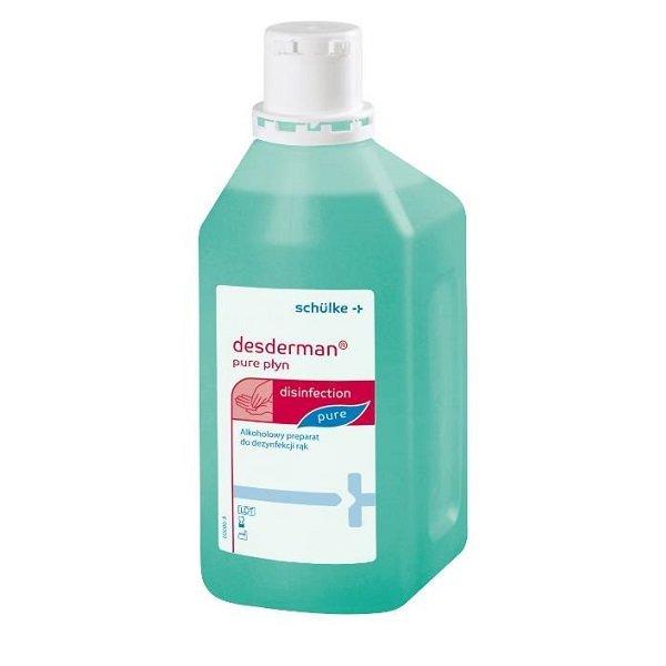 Desderman Pure Płyn do dezynfekcji rąk