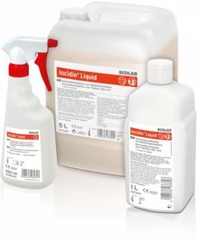 INCIDIN Liquid, preparat do  dezynfekcji powierzchni