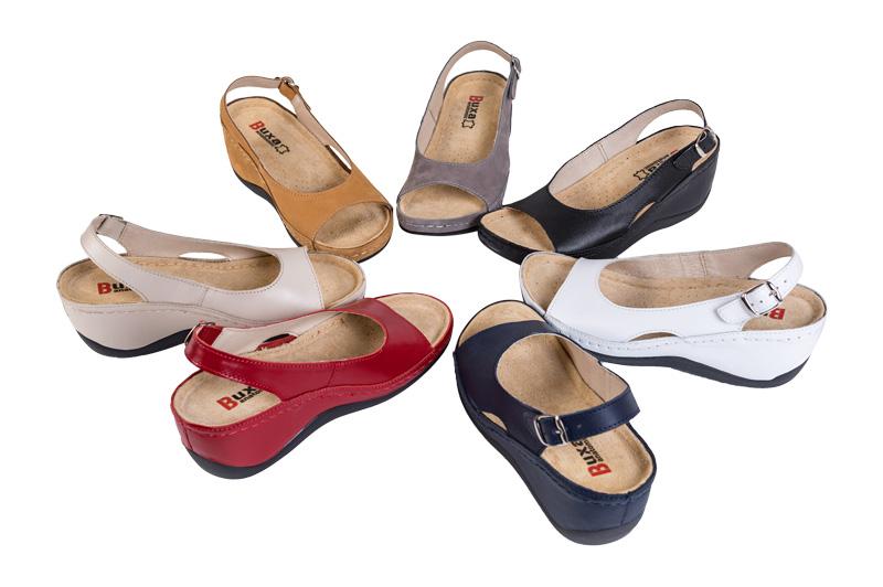 Sandały zdrowotne BZ330