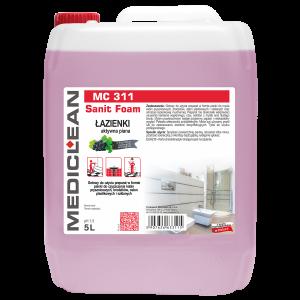 Mediclean MC 310 Sanit Clean czarne winogrona
