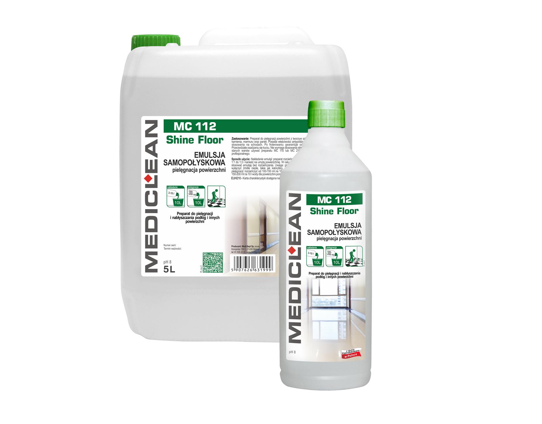 Mediclean MC 112 Shine Floor