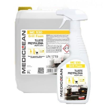 Mediclean MC 530 Grill Foam