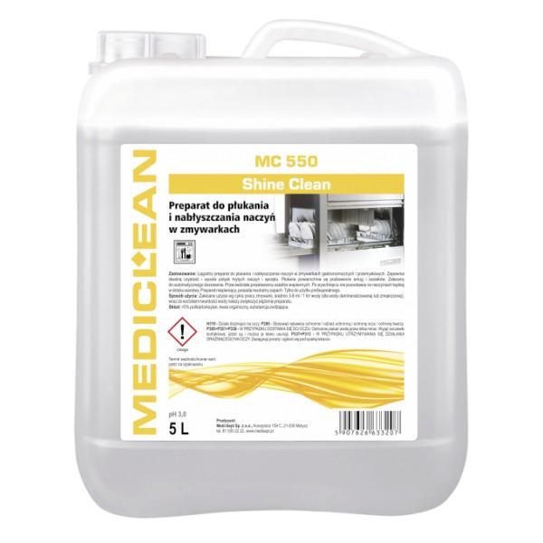 Mediclean MC 540  Dish Clean