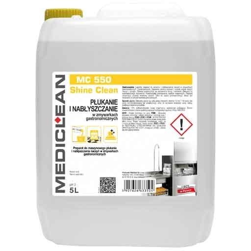 Mediclean MC 550 Shine Clean