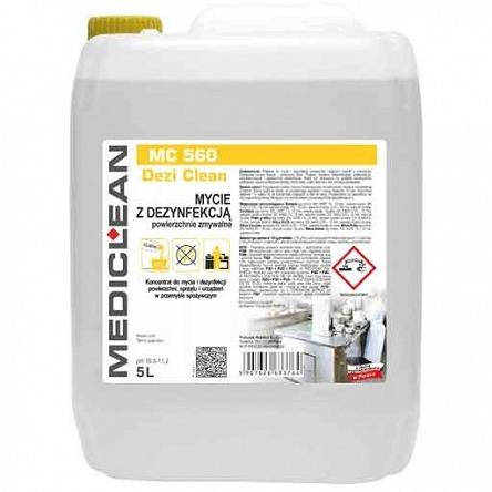 Mediclean MC 560 Dezi Clean