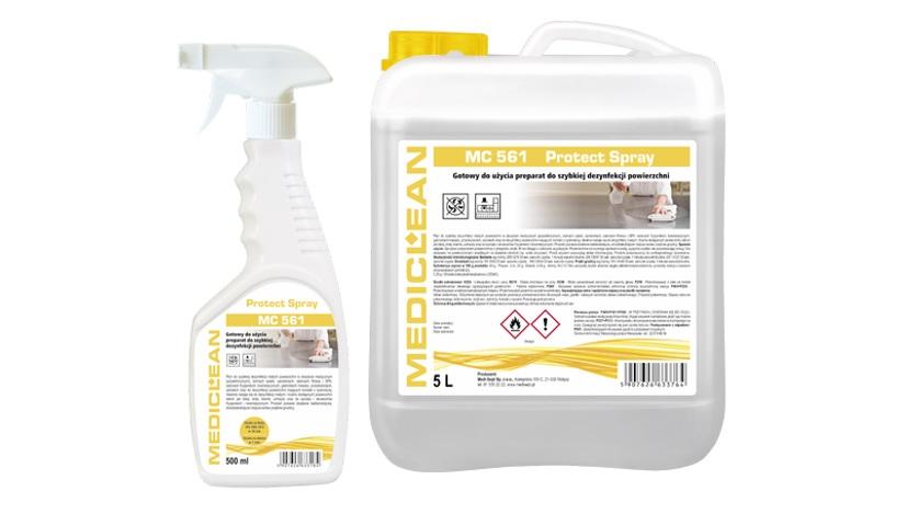Mediclean MC 561 Protect Spray