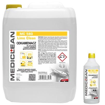 Mediclean MC 580 Lime Clean