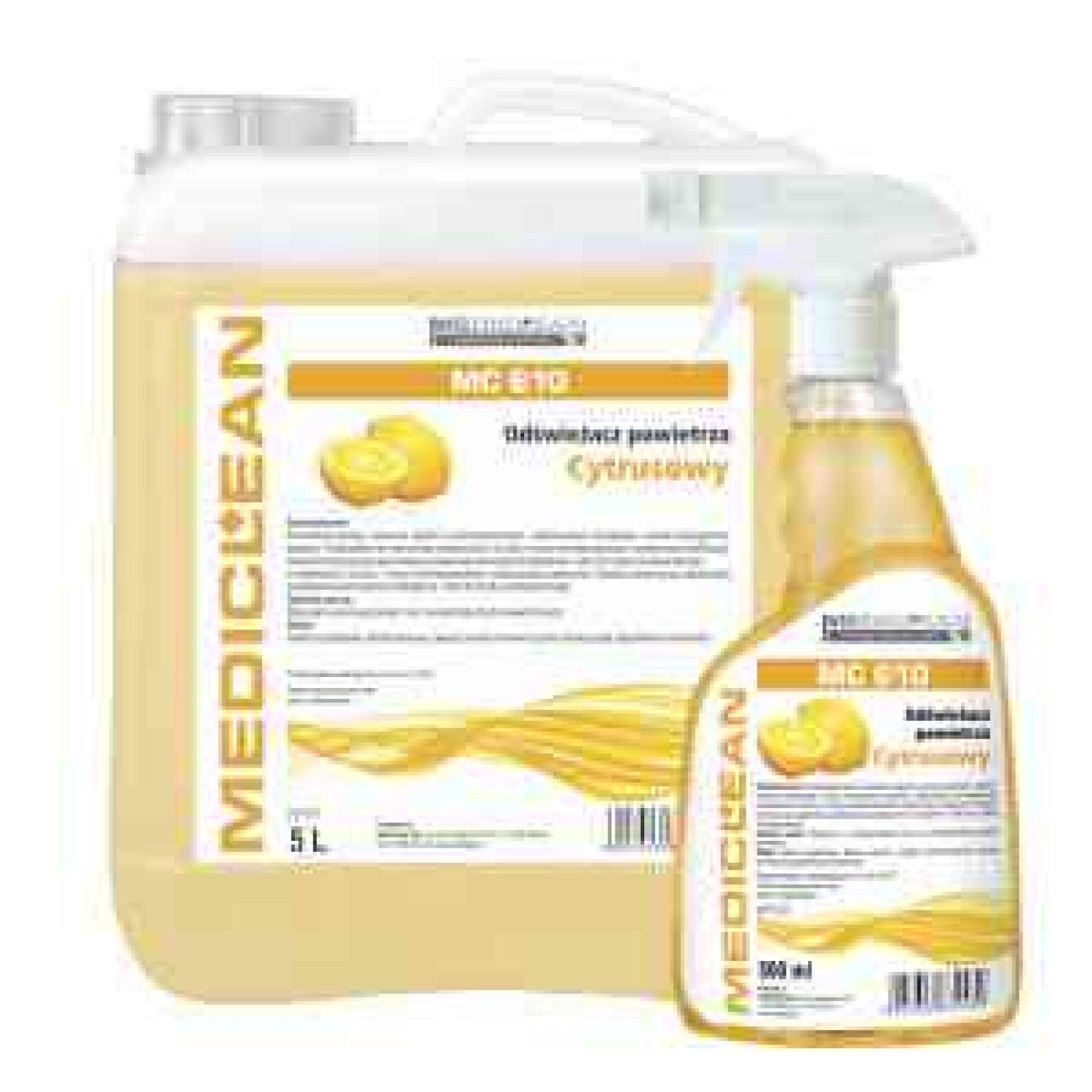 Mediclean MC 610 Fresh Clean cytrusowy
