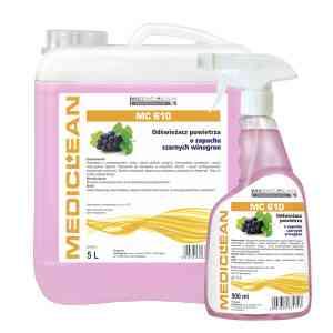 Mediclean MC 610 Fresh Clean czarny winogron