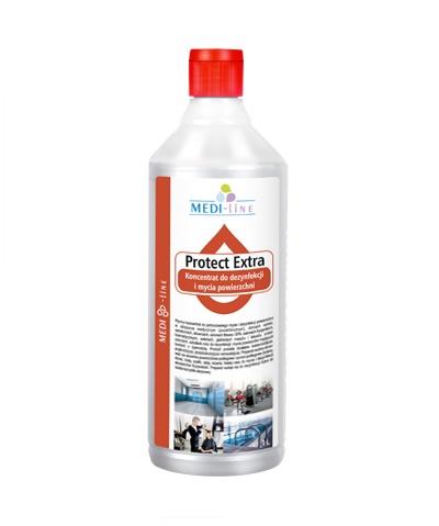 PROTECT EXTRA 1L Koncentrat do dezynfekcji powierzchni