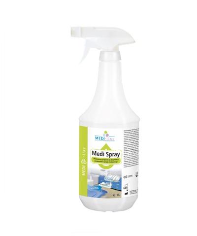 MEDI SPRAY 1L preparat do dezynfekcji powierzchni