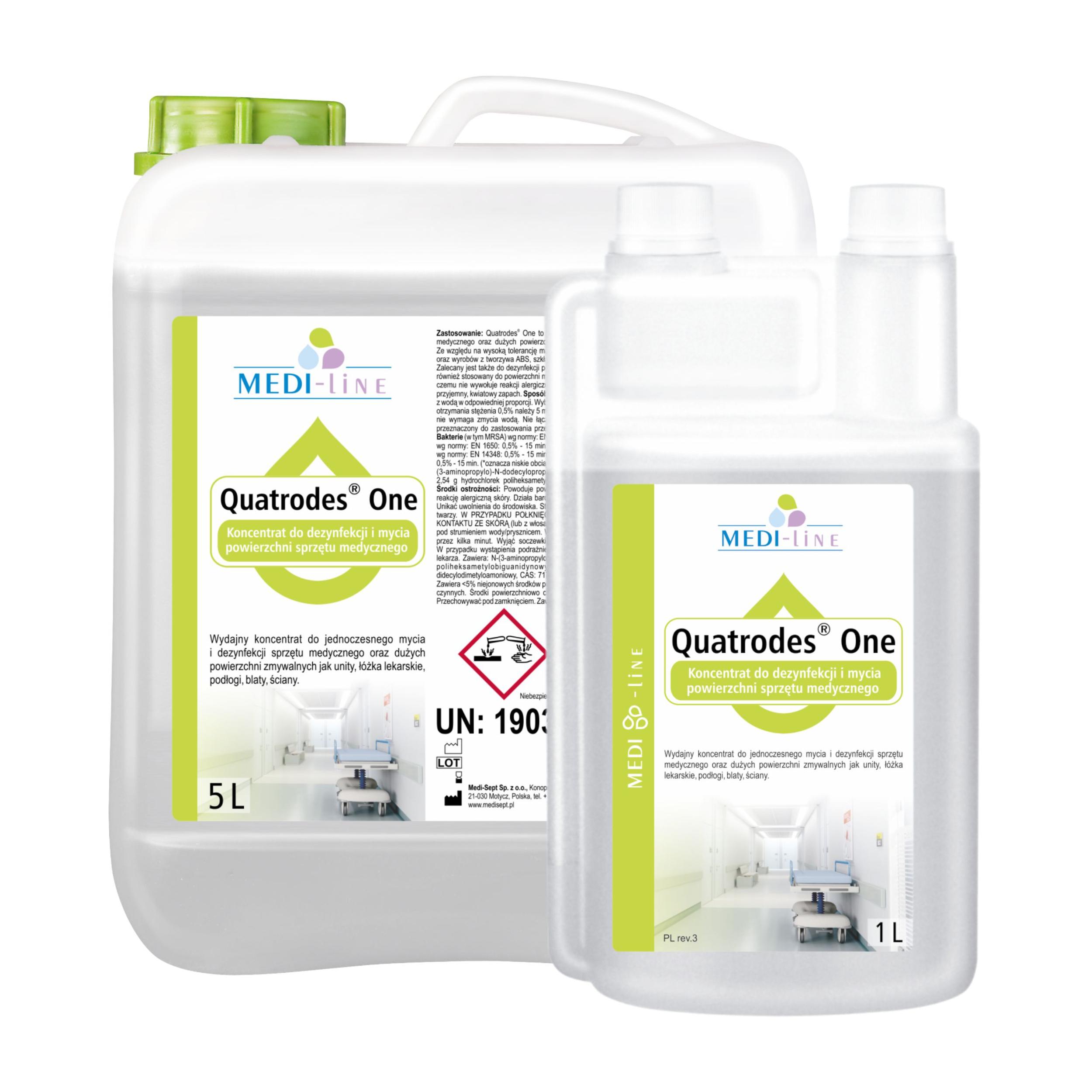 Quatrodes One
