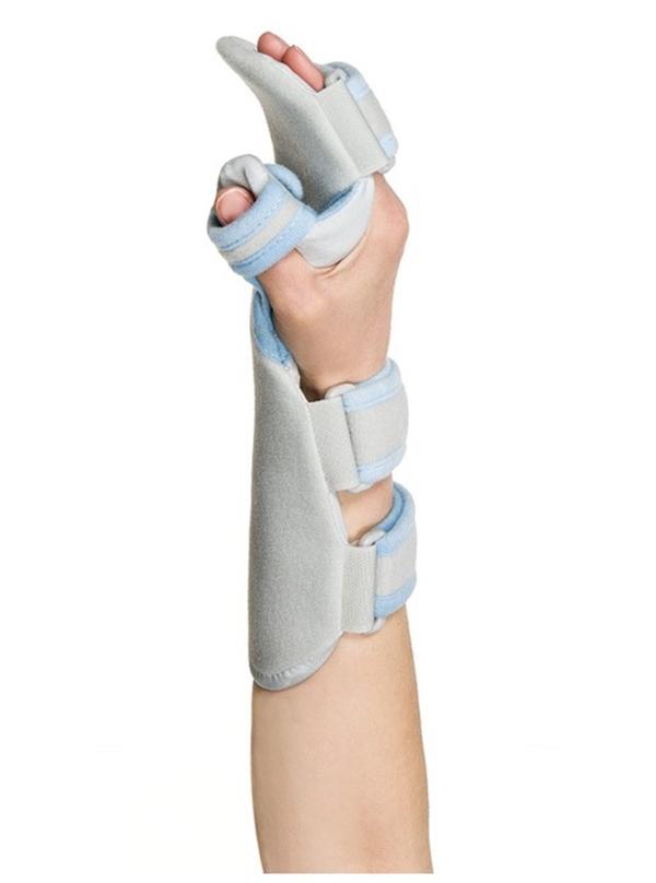Orteza szynowa na dłoń i przedramię Q42006