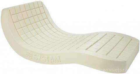 Standardowy materac SYSTAM do łóżek szpitalnych