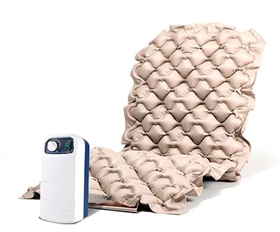 Materac zmiennociśnieniowy – bąbelkowy MAT X1